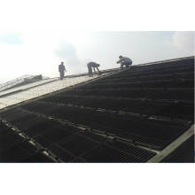 Erbaut im Hausdach Ceramic Solar Heating System
