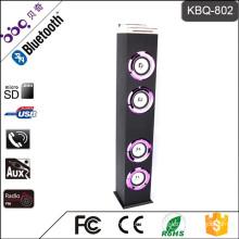 BBQ KBQ-802 40W 6000mAh DJ Empty Speaker Box