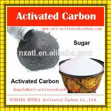 Best quality wood based powder activated carbon for sugar refining