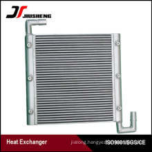 China Plate-fin Industrial Oil Cooler For Hitachi EX60-1