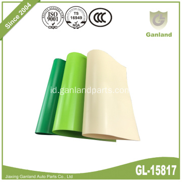 900gsm 1000D Side Curtain Trailer Cover Green
