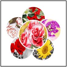 100% coton réactif imprimé pour textile domestique