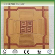Surtidor laminado de China del suelo de parquet de la teca