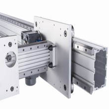 Fast customized factory aluminum profiles industrial frame chassis fixture