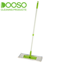 Telescopic Quick Clean Microfiber Flat Mop DS-1214