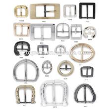 Topwin Square Metal Bolsa Pin Buckle Para Handbags 1 polegadas