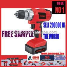 QIMO Professional Power Tools QM-1012B LI-ION 14.4V Two Speed Cordless Drill/Driver