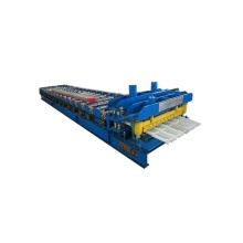 Metal Circular glazed roll rolling machine