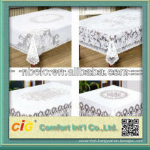 Crochet PVC Table Cloth Cover in Piece