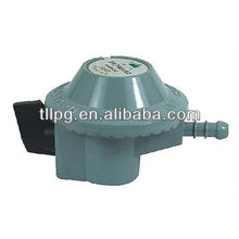 lpg gas reducing control valve and regulator