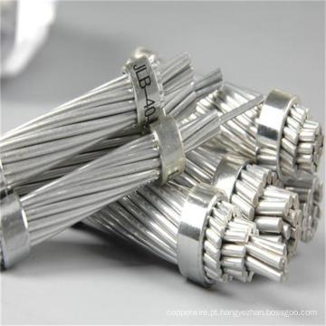 Cabo de alimentação ACS Fio de fio de aço revestido de alumínio para linha de transmissão