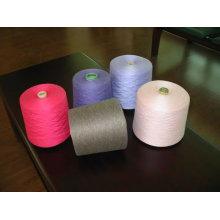 Fancy Yarn Acrylic Blended Silk Cotton Yarn