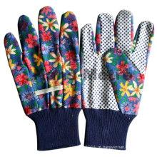 Luvas de mão de senhoras NMSAFETY para jardinagem
