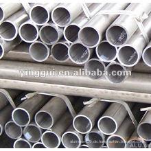 6061 Aluminium extrudierte nahtlose Rohre