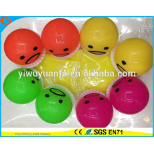 High Quality Boring Releasing Funny Gudetama Squishy Yolk Cute Vomiting Egg Ball Toy