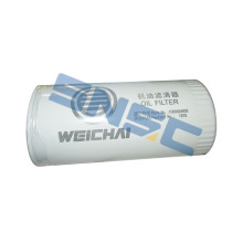 Weichai Engine Parts 1000424655 filtro de aceite SNSC