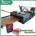 Conservação de Energia Equipamento para fabricação de sacos de papel para cimento