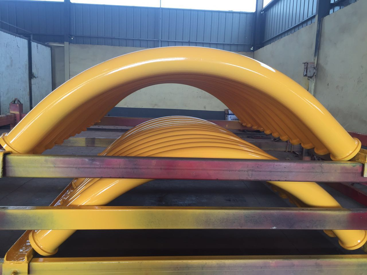 Cconcrete pump bend pipe