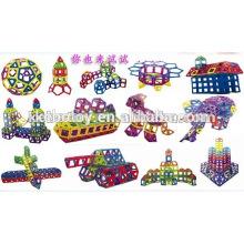Bonne construction éducative magnétique jouets mag-sagesse Nouveaux produits