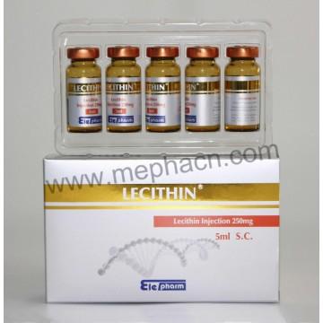 Inyección de Lecitina para el cuerpo adelgazando 250mg
