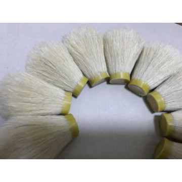 Natural Horse Hair Shaving Brush Knots