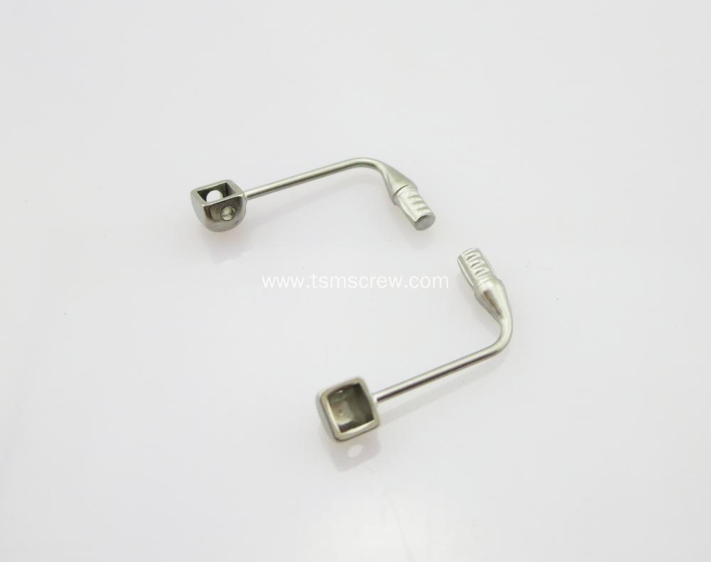 Eyewear Pad Arm Wire For Acetate Frame