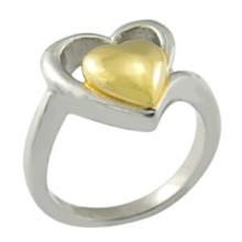 Frauen 24k Gold Hochzeit Ring