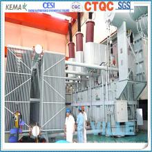 Transformador de energía 330kv