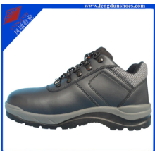 Steel toecap double density  PU injection shoes