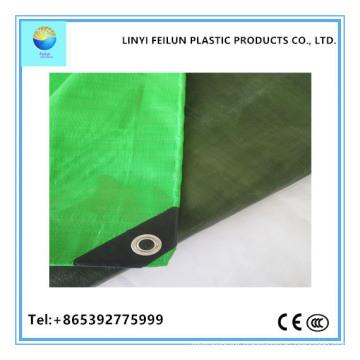 High Quality Yellowish Green Tarpaulin