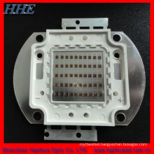 High Intensity High Power 50W IR 940nm Infrared LED Diodes Chip Light