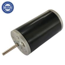 38mm Diameter Permanent Magnet DC Brushed Motor Long Life Span for Forklift