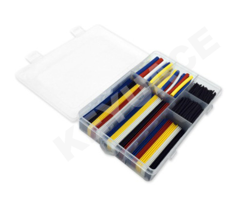 Single Wall Heat Shrink Tubes Kit