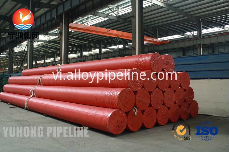 Super Duplex Steel Welded Pipe, ASTM 790 S32750 (SAF2507), S32760
