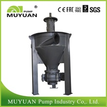 Hydrocyclone Feed Flotation Froth Pump
