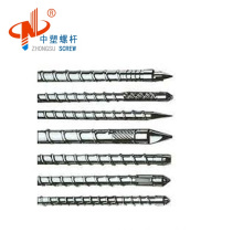 single screw barrel for injection molding machine 38CrMoAIA with best quality and good price