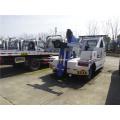 JAC small 4x2 camión de remolque más barato