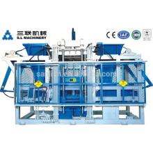 Automatische Verriegelung Pflasterstein Herstellung Maschine Preis / Landschaftsbau Ziegel Pflastersteine Maschine