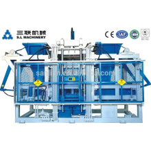 Bloque automático de bloque de pavimentación que hace precio de la máquina / pavimentación de ladrillos de ladrillo que hace la máquina