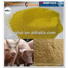 multi-enzyme pour la culture de porcs / porcs / porcs en tant qu'additif pour l'alimentation animale