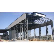 Structure en acier Structure / maison préfabriquée ISO9001 (SS-30)