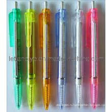 Пластиковые баннер ручка в качестве поощрения (ЛТ-C087)