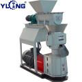 diesel wood pellet machine