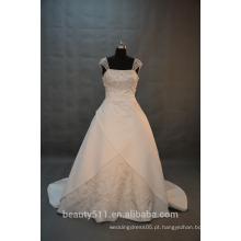 EM STOCK Calças de ombro Vestido de noiva vestido de noiva Vestido de noiva SW13