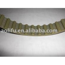 ceinture de transmission en acier de corde d'unité centrale