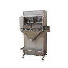 Máquina de enchimento semi-automática do grânulo / equipamento de embalagem