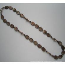 Mode-große Perlenkette, Perlen Modeschmuck