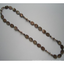 Fashion Large Pearl Necklace, Costume Pearl Jewelry