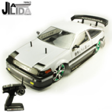 Vente chaude Toy1: 10, 4 canaux RC voiture