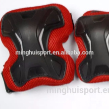 Winter Kids Knee Support Wrist Guard Protector OEM knee pad 6 sets tennis elbow brace